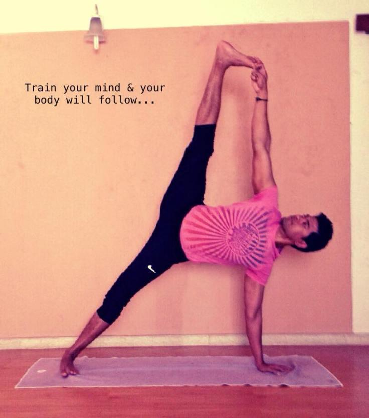 Yoga Asana 7